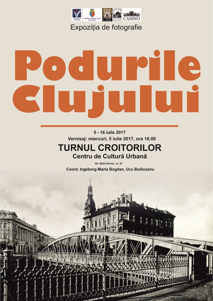 Expozitia de fotografie Podurile                                                  Clujului
